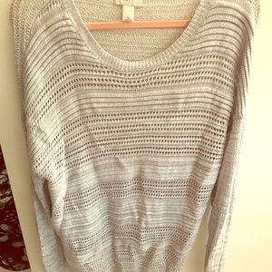 Light weight loft sweater